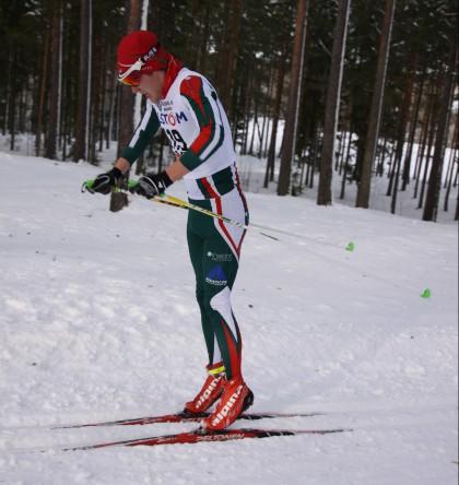 Stakade mig till seger i ValboRacet! (Foto: Minna Sunesson)