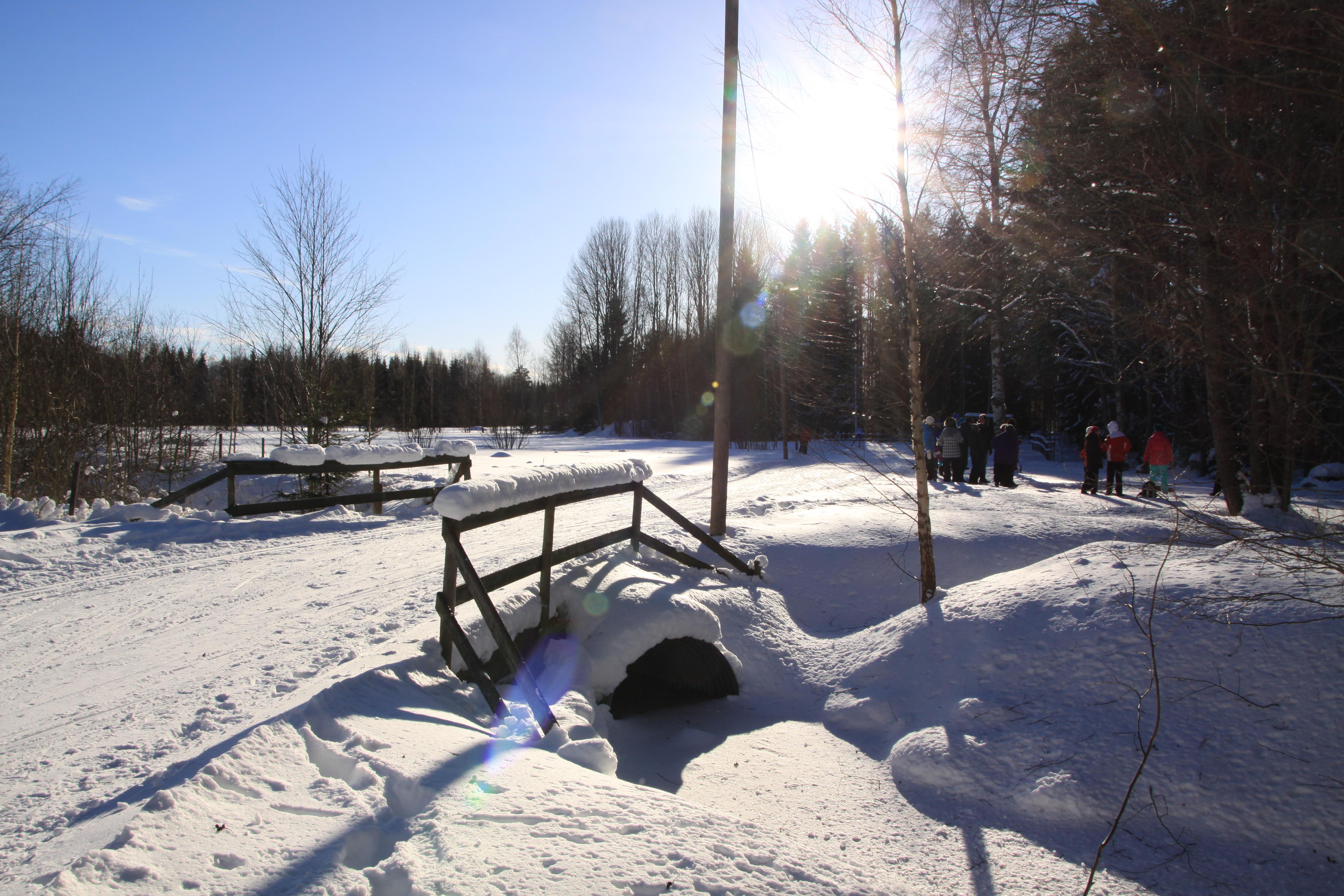 Mycket fin dag i Hedesunda! (Foto: Minna Sunesson)