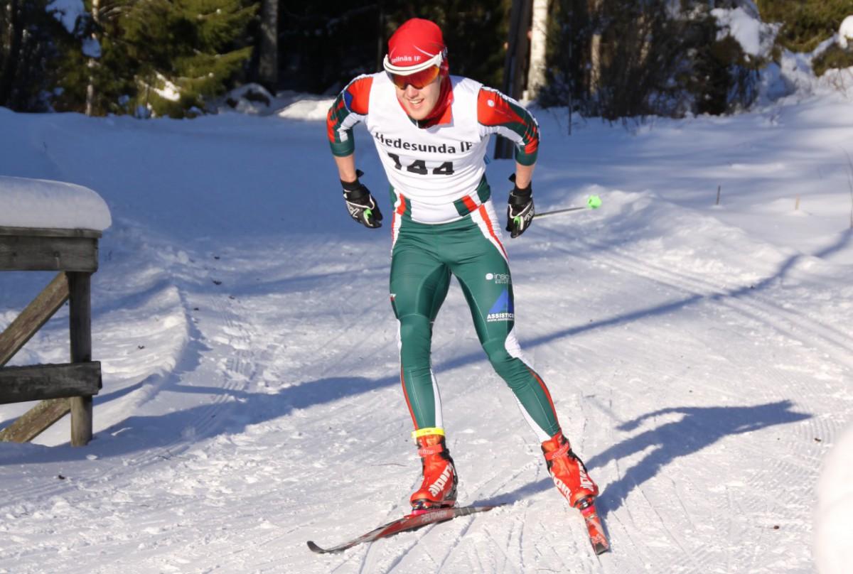 Kanonloppet 15 km Hedesunda 2015