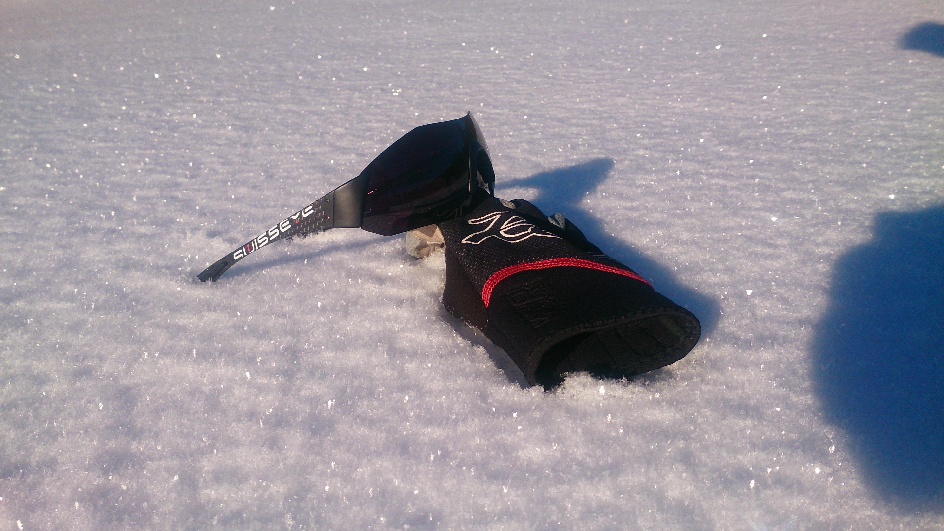 Swiss Eye C-Shield och Rex World Cup Racing Glove
