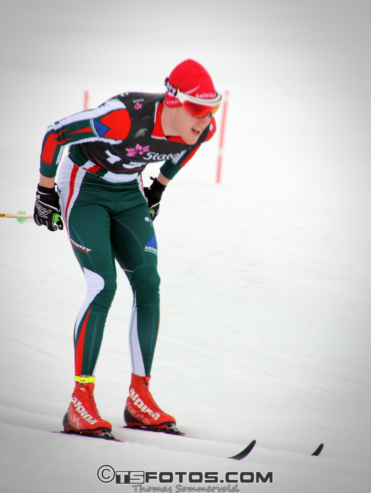 Statoil Norgescup Meråker sprint Måns Sunesson
