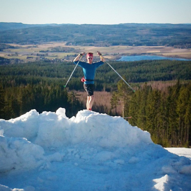 Måns Sunesson Romme Alpin Nytt träningsår