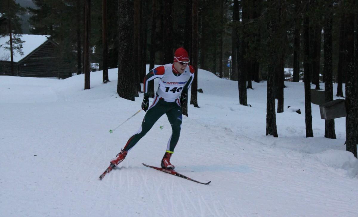 Intersport Cup 20 km Idre Fjäll 2015