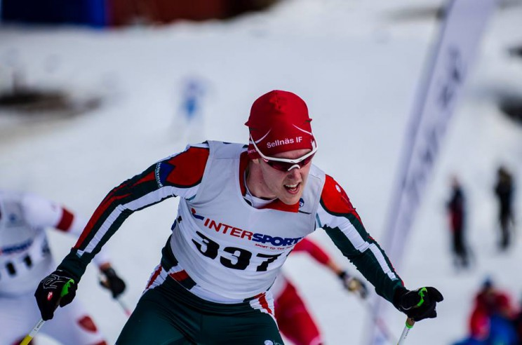 IntersportCup Torsby Måns Sunesson