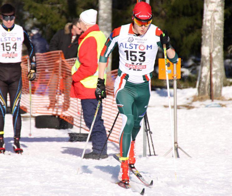 Måns Sunesson Ungdomskannan säsongen 2016