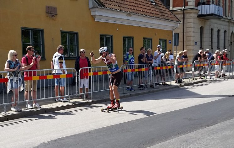 Jonatan Palander Sellnäs IF rollerski