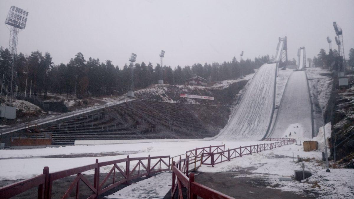 Lugnet Falun längdskidor