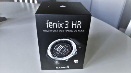 Träningsklocka Garmin Fenix 3 HR