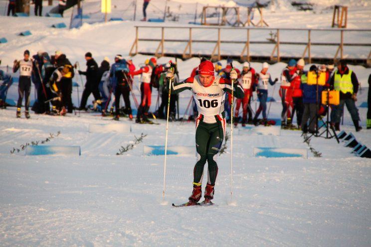 sprint på Idre Fjäll 6