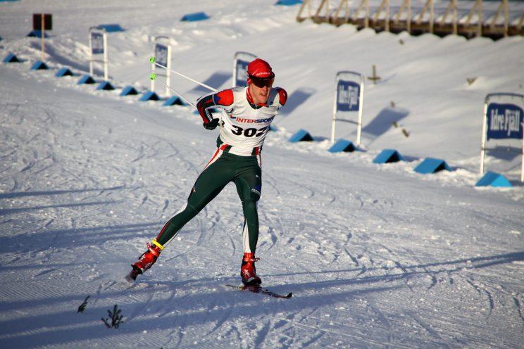 sprint på Idre Fjäll 3