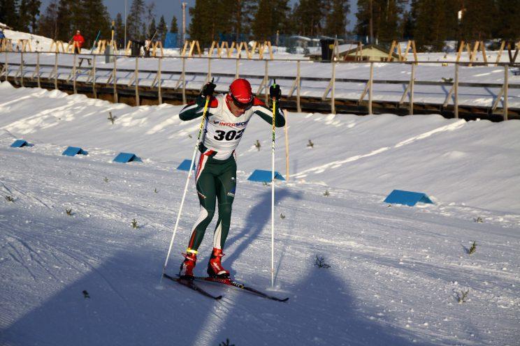 sprint på Idre Fjäll 4