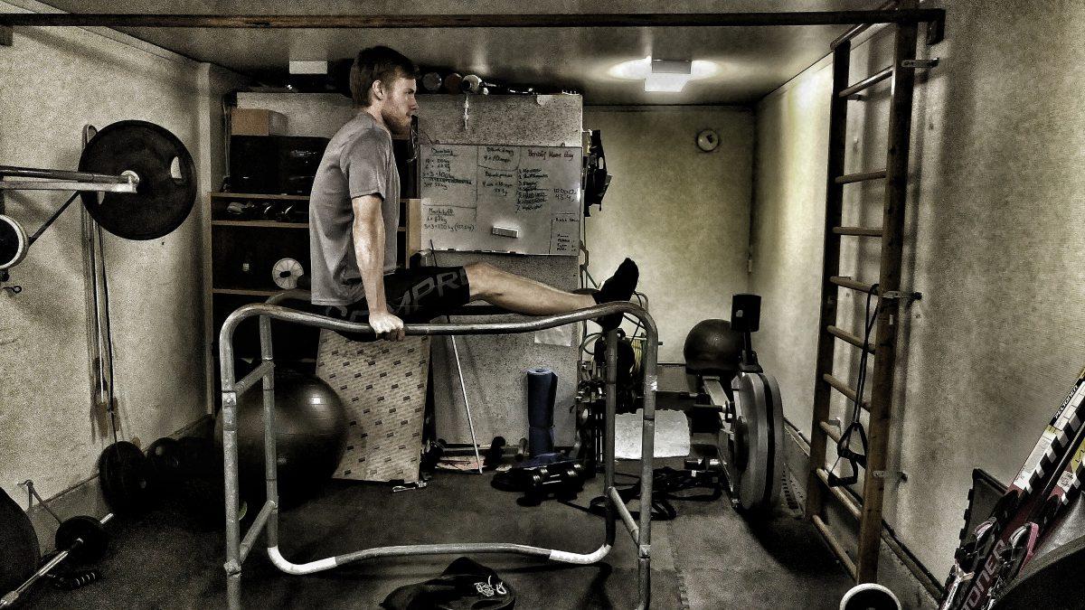 styrketräning Benlyft