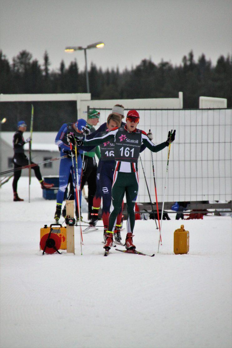 Lillehammer lördag 2