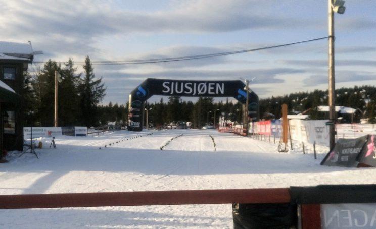 NC Sjusjøen 2017