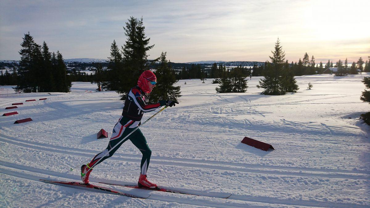 Norgescup Sjusjøen Måns Sunesson