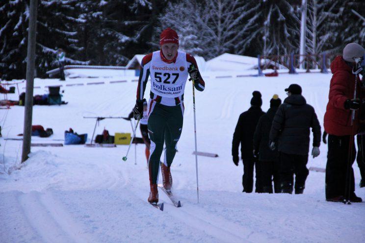 Bergeboloppet Oskar Lundqvist