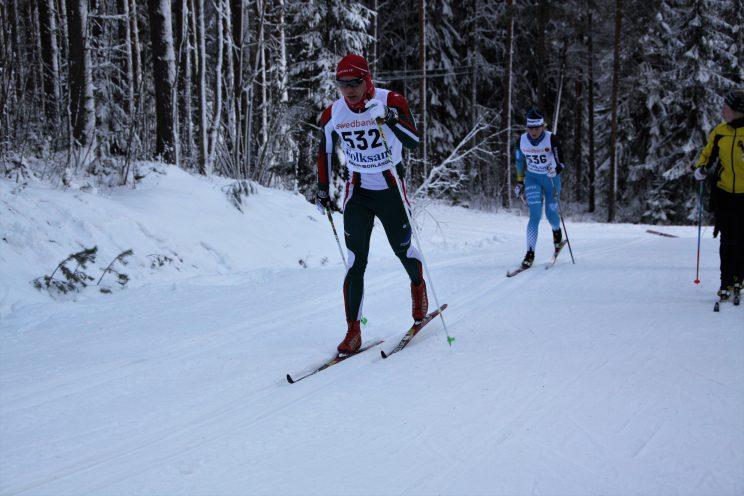 Bergeboloppet Jonatan Palander, Mathilda Björn