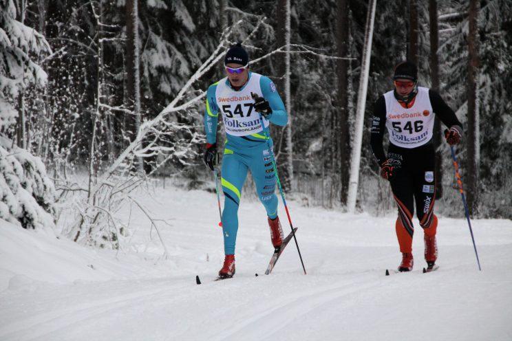Bergeboloppet Anton Persson, Jesper Nyström