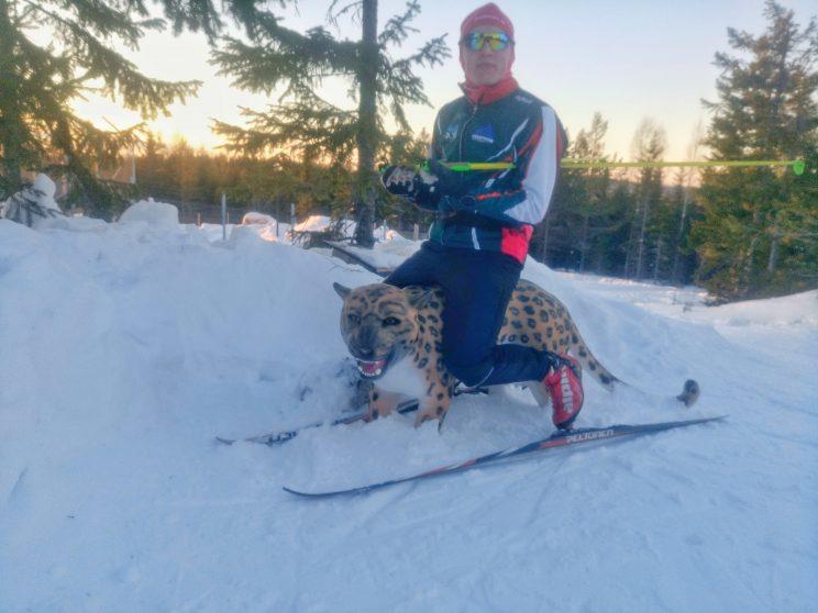 Orsa Grönklitt Oskar Lundqvist