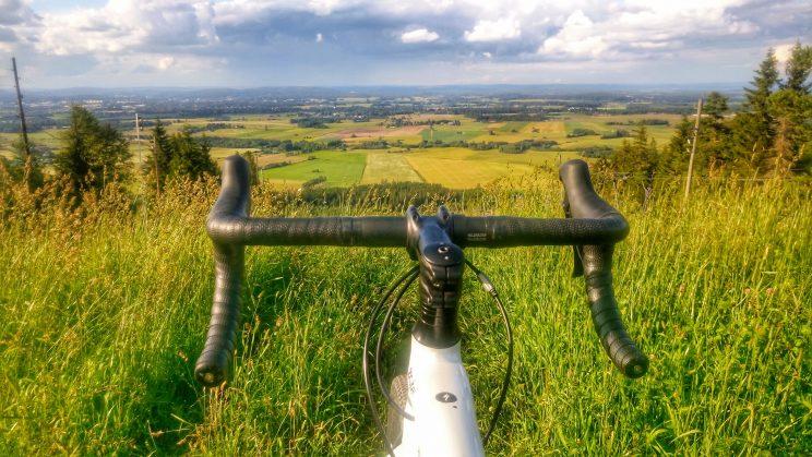 träningspass på cyclocrossen