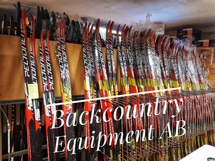 Backcountry Equipment AB