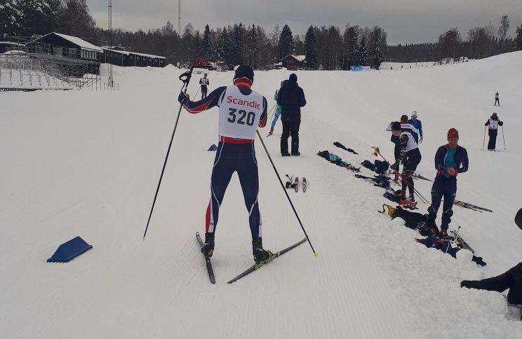 Lucas Lennartsson E-cup