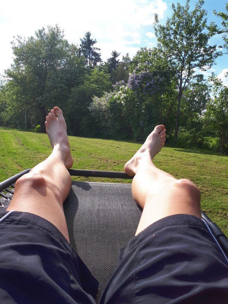 Bra väder i sommar!