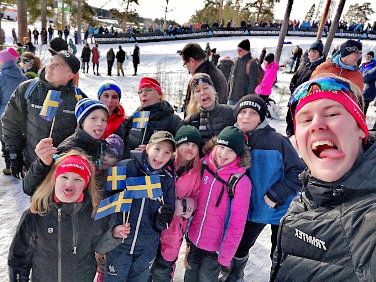 Svenska Skidspelen Sellnäs IF