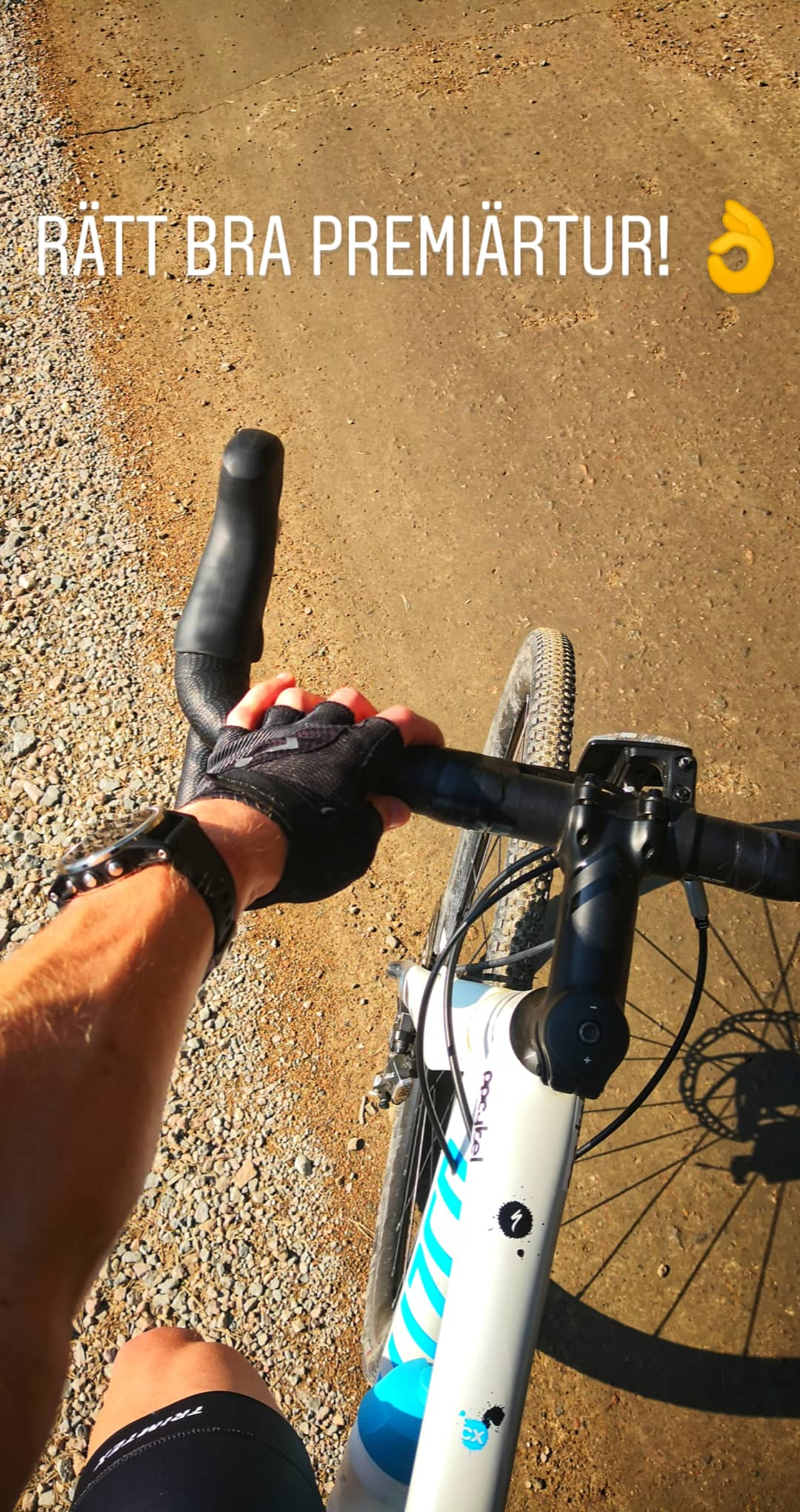 Gravel cycling Cyclocross
