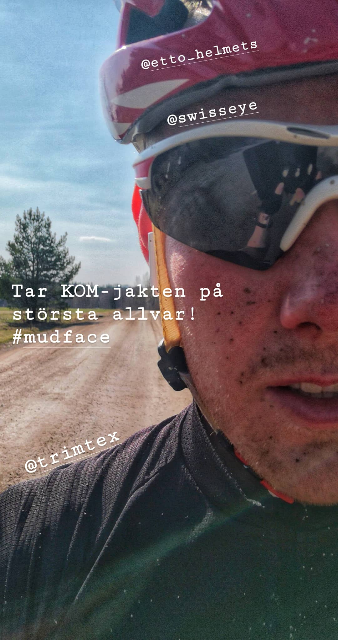 Cycling Strava KOM