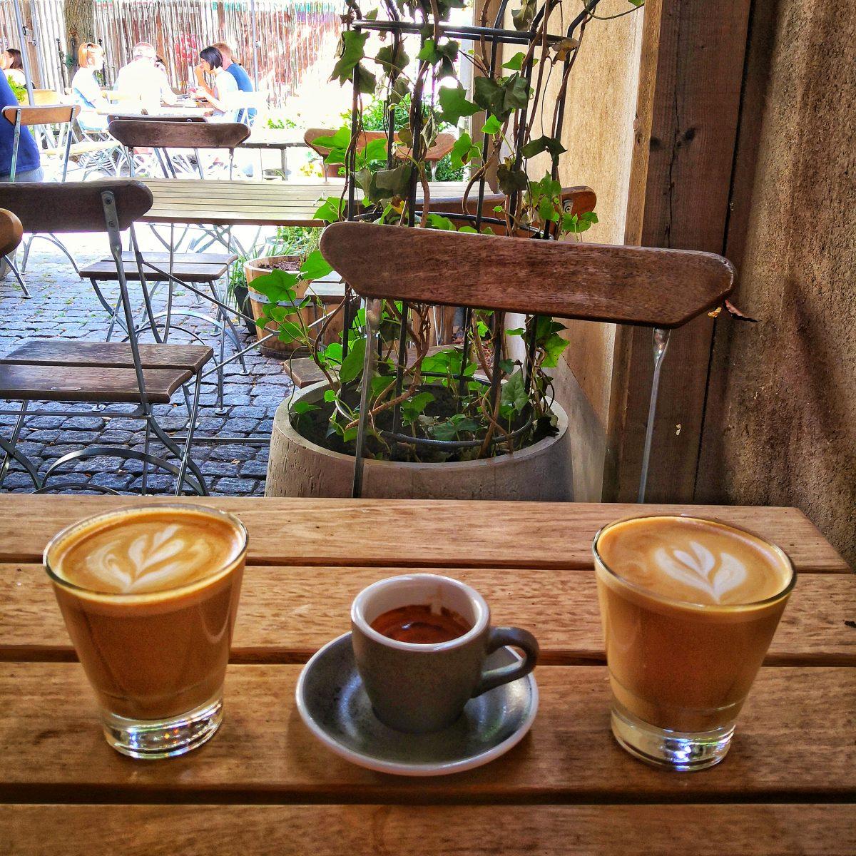 Lilla Kafferosteriet Malmö kaffe