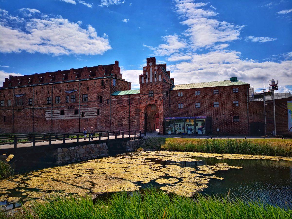 Malmö slott. Malmo castle