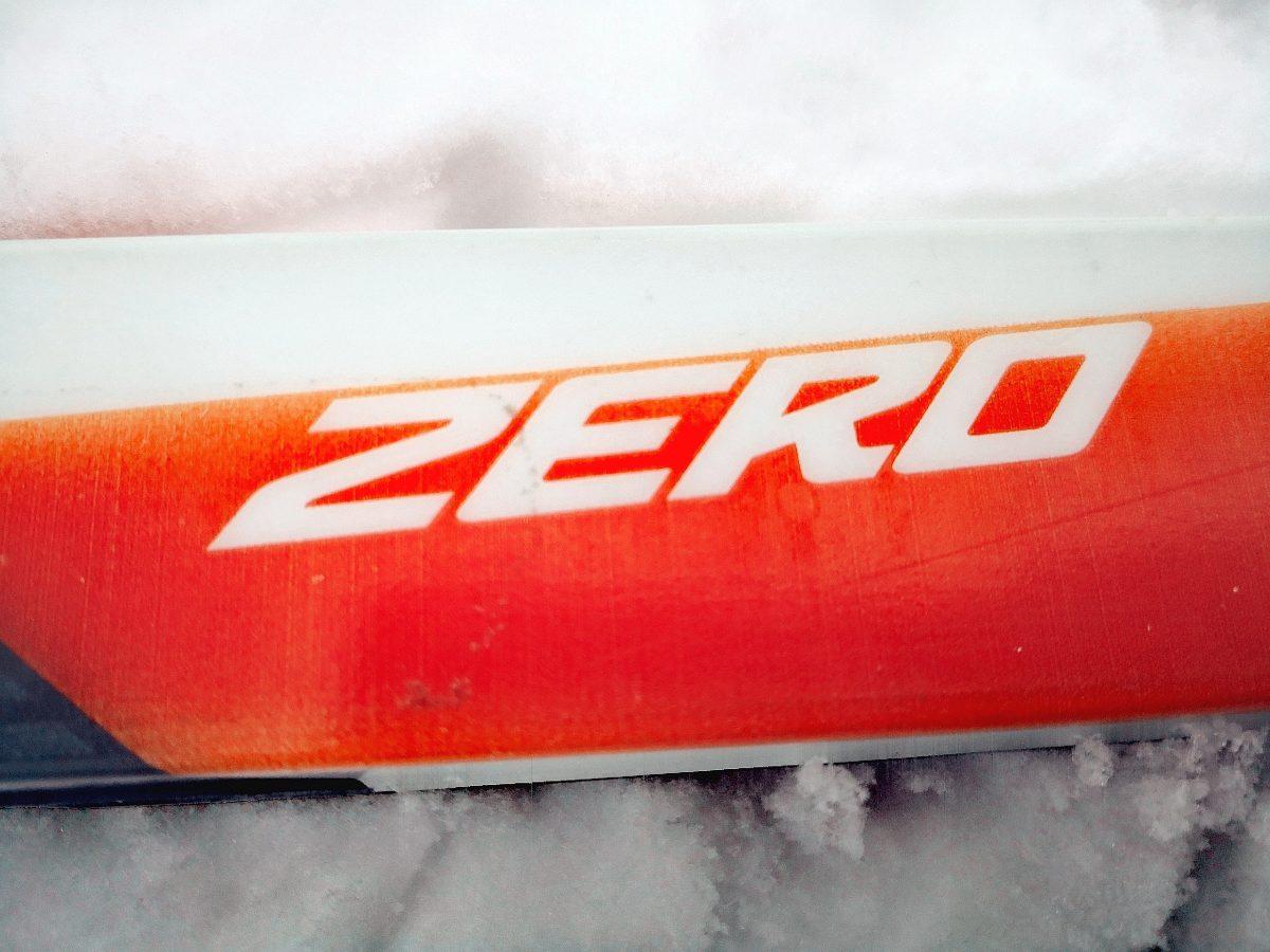 Peltonen Infra x zero ruggskidor